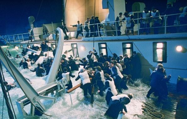 《泰坦尼克号 3D》剧照2