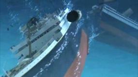 《泰坦尼克号》中文演示特辑 CG精准再现海洋之灾