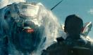 《超级战舰》片段 巨型异星战舰浮出水面露真容