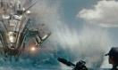 《超级战舰》拍摄花絮 彼得·伯格展真实海军部队