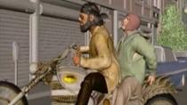 《黑衣人3》中文特辑 数字特效打造飞车追逐大战