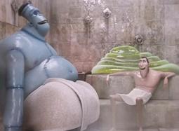 《精灵旅社》中文预告 索尼动画造奇趣怪兽集结地