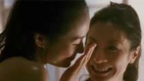 《艺伎回忆录》片段 雏儿初长成勾魂眼绝技练就