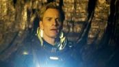 电影宣传奇招之精彩互动 《普罗米修斯》外星洞穴