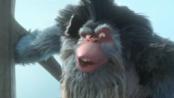 《冰川时代4》再发中文片段 萌物英雄PK猩猩海盗