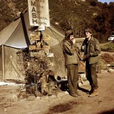 陆军野战医院
