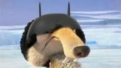 """《冰川时代4》创意病毒视频 """"鼠蝠侠""""黑暗崛起"""