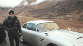 《007:大破天幕危机》中文特辑 揭秘经典古董车