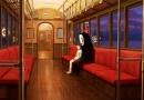 列车载尽孤独 时间已经凝固——《千与千寻》