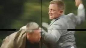 《007:大破天幕危机》预告 配乐激情邦德坠峡谷