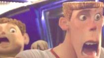 《通灵男孩诺曼》片段 狂风雷电夜骷髅引车祸
