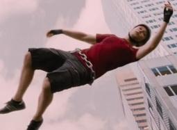 《致命急件》中文制作特辑 约瑟夫惊险翻车狂流血