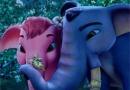 电影《小战象2》北京首映 胡可助阵分享观影感受