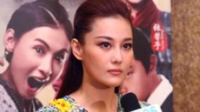专访张馨予:性感女神也演女将军 面对爱情要霸道