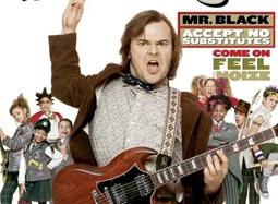 银幕上最可爱的老师 音乐老师:杰克·布莱克