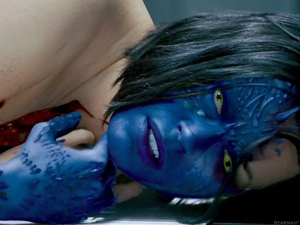 1   141  X Men Mystique Turns Human