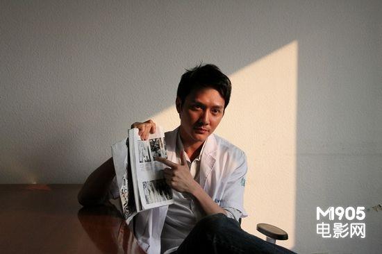 冯绍峰拍 二次曝光 几近崩溃 称李玉电影疯子