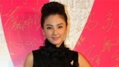 张雨绮暂停宣传为慈善 谈及《白鹿原》票房称满意