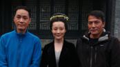 《大明劫》探班 冯远征扮古代名医与戴立忍飚戏