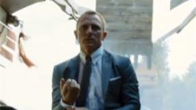 """""""007""""主题曲版预告 独特嗓音、完美剪辑巧融合"""