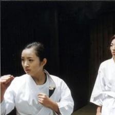 中国功夫少女组