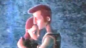 迪斯尼《冰冻》中文预告 《白雪皇后》波折上演
