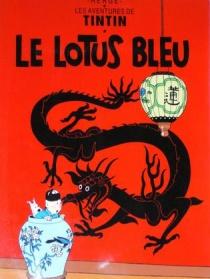 丁丁历险记3:蓝莲花和神秘的雪人