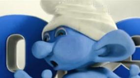 《蓝精灵2》中文版先行预告 蓝色大军13年回归