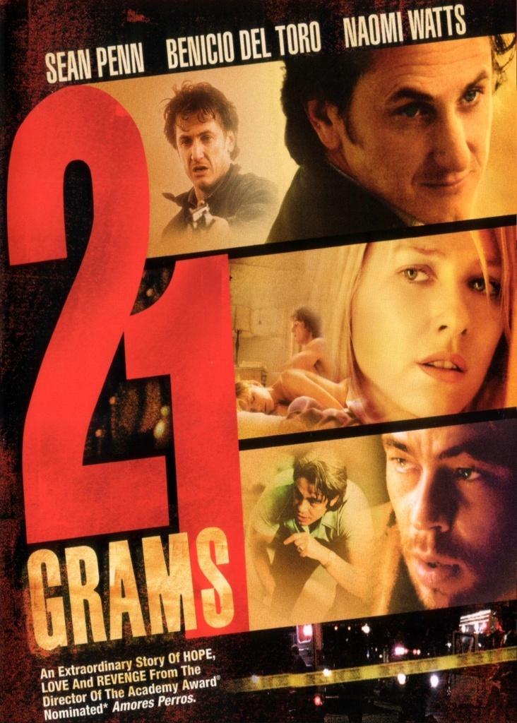 美国经典犯罪惊悚《21克》高清迅雷下载