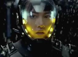 《环太平洋》中文预告片 高智商巨兽对阵机器人