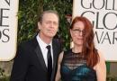 好莱坞老牌男星受关注 史蒂夫·布西密携手娇妻