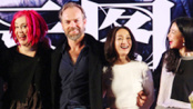 《云图》提克威赞周迅演技 沃卓斯基讽刺007老套