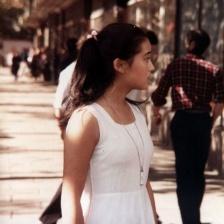 失踪的女中学生