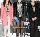 2NE1成员Sandra Park、朴春、孔敏智