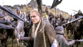 《指环王:双塔奇兵》预告 莱格拉斯三人被围困