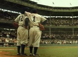 《42号》预告 哈里森·福特上演美国棒球联盟传奇