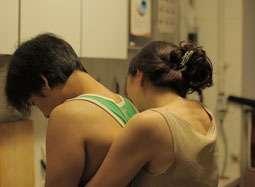 韩国爱情片《不眠之夜》片段 无声之爱矛盾渐深