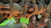 """""""霍比特人""""拍摄直击 导演要求苛刻演员很辛苦"""