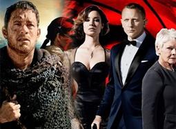 """内地票房:""""007""""雄霸第一宝座 《云图》亚军"""