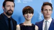 《悲惨世界》柏林首映 海瑟薇、阿曼达露肉比性感