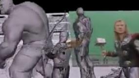 《复仇者联盟》视效特辑 细节打造神奇纽约战场