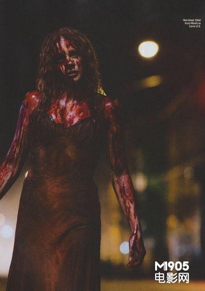 欧美 海报 魔女/鲜血淋漓