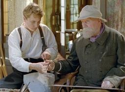 每日新片推荐《雷诺阿》 法国文艺父子的真实生活