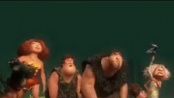 《疯狂原始人》片段 神奇玉米变身火箭横空出世