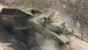 《速度与激情6》中文宣传片 坦克乱冲撞毁灭一切