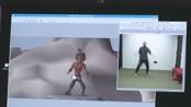 《疯狂原始人》曝花絮 特效加工3D影像跃然成型