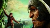 《巨人捕手杰克》片段 国王、公主野外遇巨人袭击