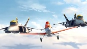 《飞机总动员》中文前瞻预告 马力全开飞赢战斗机