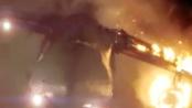 《速度与激情6》中文宣传片 飞机坦克无所不摧毁