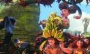 """""""疯狂原始人""""原片片段曝光 3D视效全球获得赞誉"""